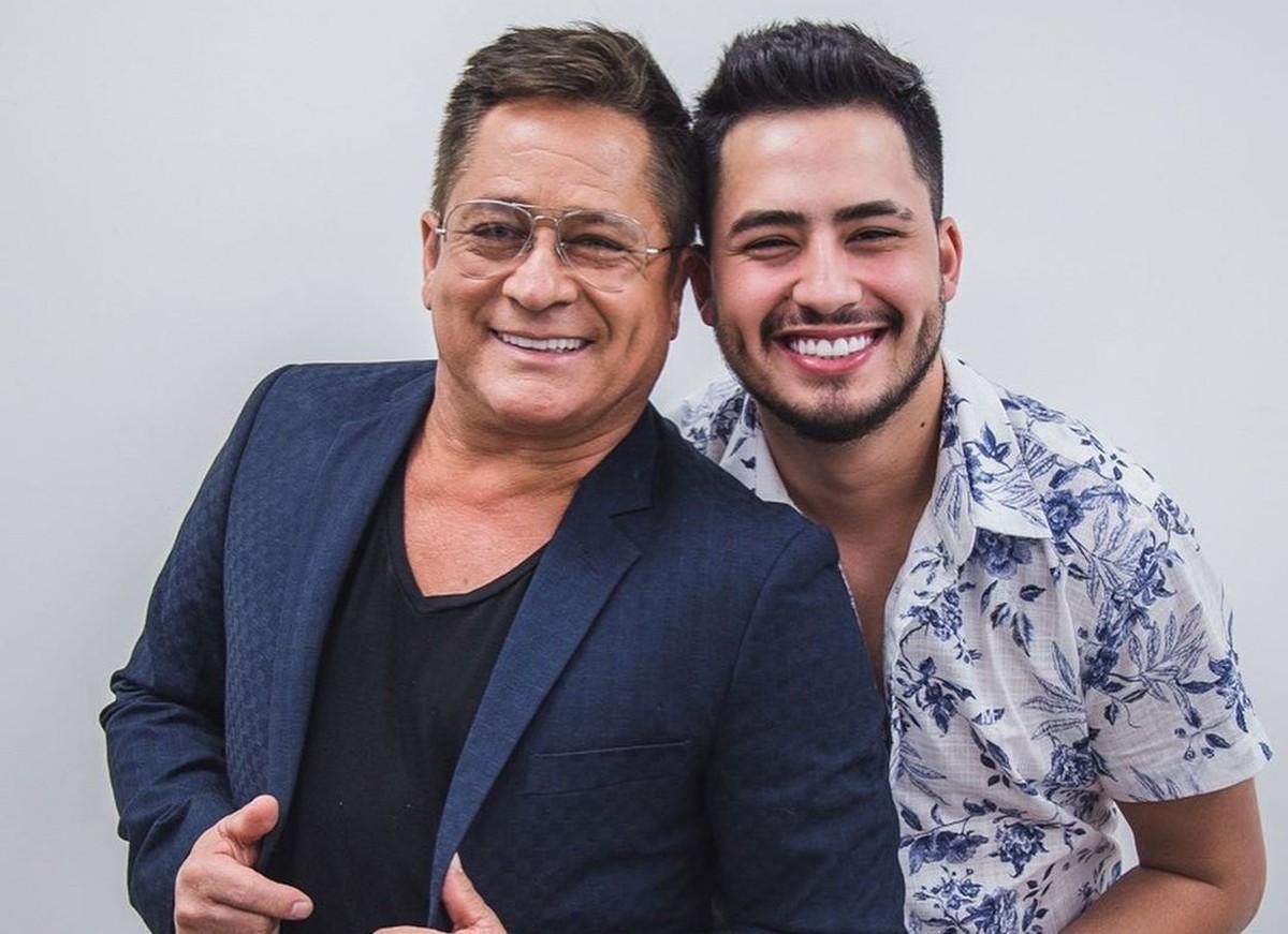 Leonardo e Matheus Vargas (Foto: Reprodução / Instagram)