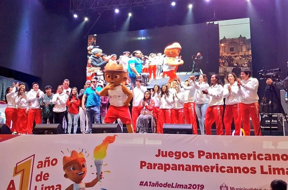 Peru recebe os Jogos Pan-Americanos a partir de 26 de julho — Foto: Reprodução/Twitter