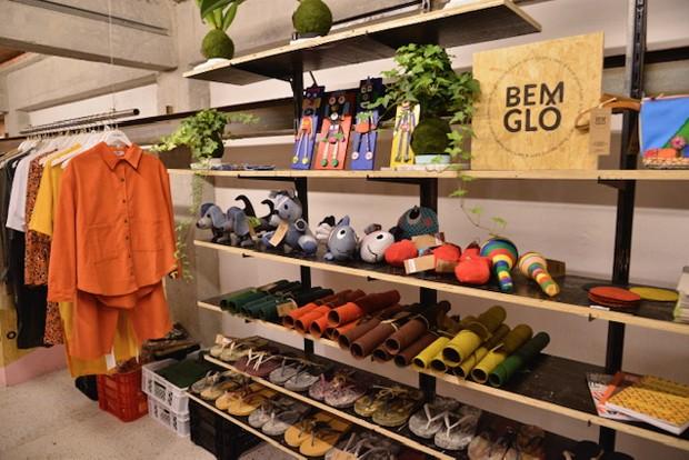 Gloria Pires inaugura primeira loja física da Bemglô (Foto: João Sal)