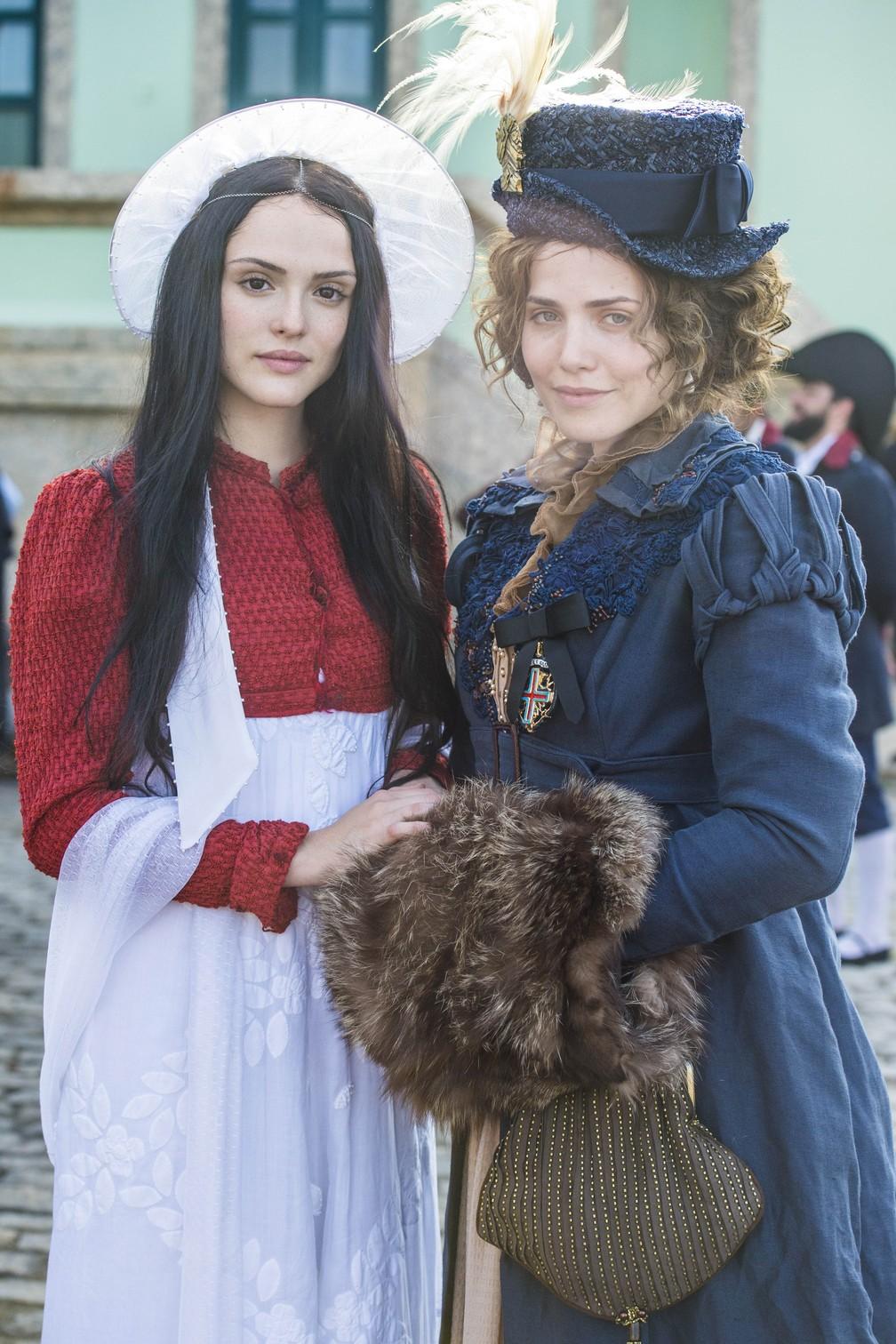 Anna e Leopoldina: amigas de fé, irmãs camaradas   Novo Mundo