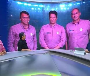 Programa 'Troca de passes', no SporTV | Reprodução