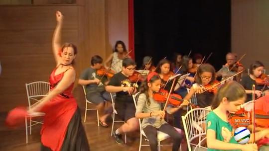 Espetáculo 'Capricho espanhol' será apresentado no Cine Teatro Cuiabá