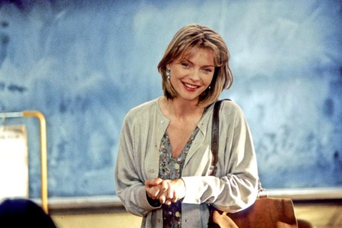 Louanne Johnson (Michelle Pfeiffer) - Mentes Perigosas