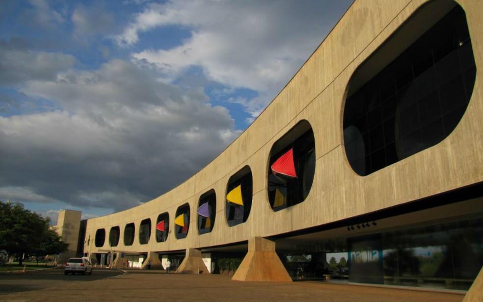 Centro Cultural Banco do Brasil (CCBB) em Brasília  — Foto: CCBB/Divulgação