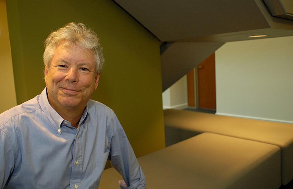 Economista Richard Thaler, vencedor do Prêmio Nobel de Economia (Foto: Divulgação/Arquivo pessoal)