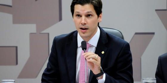 O deputado Daniel Vilela, do PMDB de Goiás (Foto: Agência Câmara)