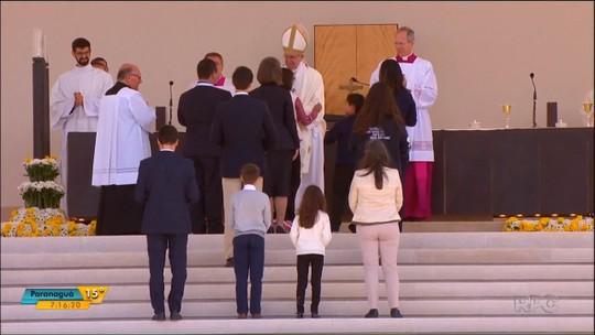 Milagre da cura de menino em Campo Mourão é decisiva na canonização de irmãos pastorinhos