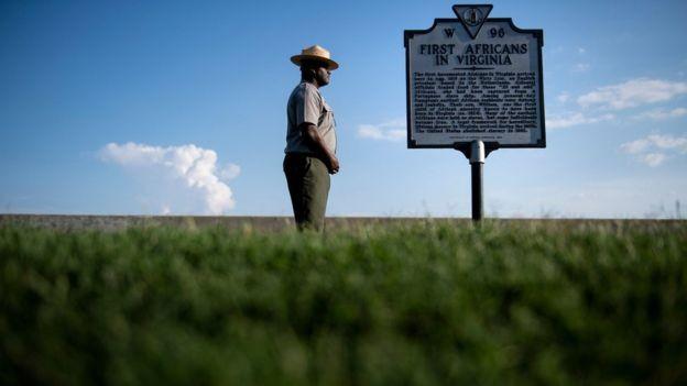 BBC - Agosto de 2019 marca 400 anos desde que os africanos escravizados foram levados pela primeira vez ao que são agora os Estados Unidos (Foto: Getty Images via BBC News)