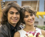 Rafael Vitti e Isabella Santoni em 'Malhação: Sonhos' | TV Globo