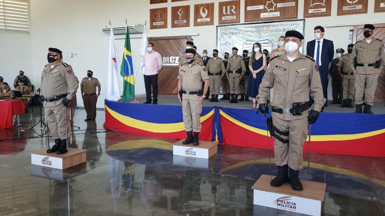 Novo comandante assume a 14ª Região da Polícia Militar
