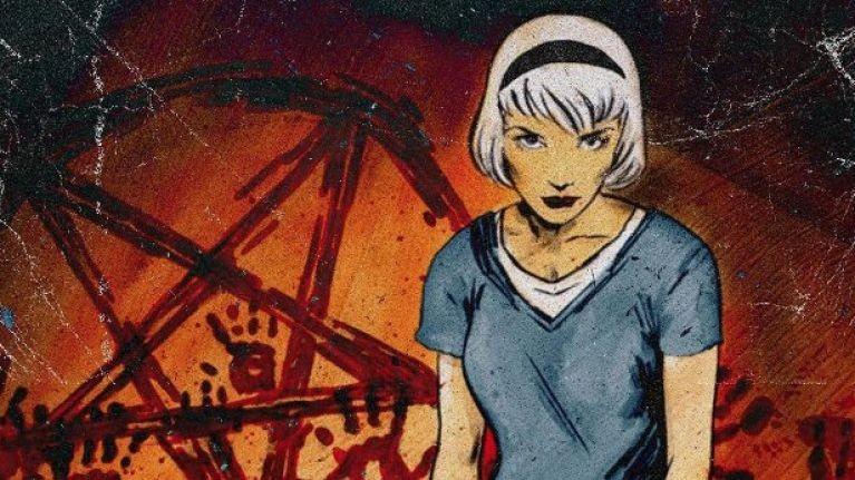 Série é baseada em quadrinhos mais sombrios da história de Sabrina (Foto: Divulgação)
