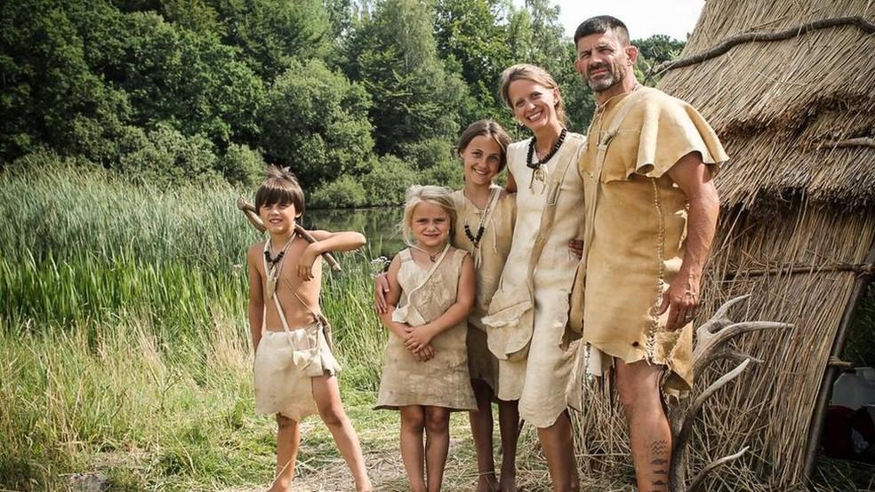 Bill Schindler e sua família (Foto: BILL SCHINDLER)