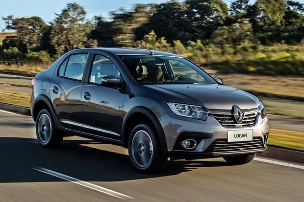 Novo Renault Logan 2020 (Foto: Divulgação)