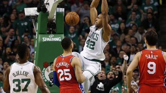 #28: as séries Celtics x 76ers e Rockets x Jazz