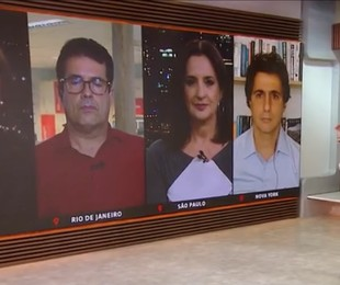 GloboNews  | Reprodução