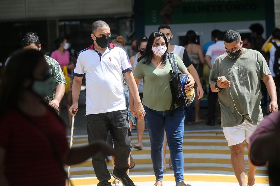 370 mil fortalezenses tiveram contato com o vírus. — Foto: Helene Santos/Sistema Verdes Mares