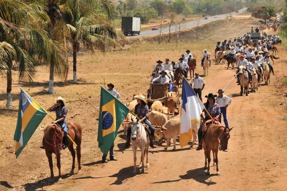 Cavalgadas estão suspensas em cinco cidades após caso de mormo (Foto: Secom/Divulgação)