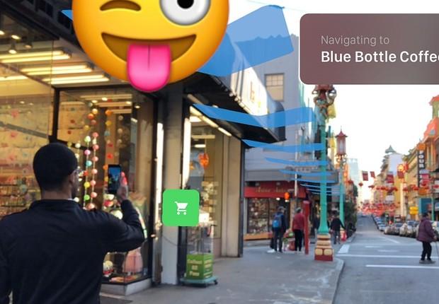 Blue Vision Labs (Foto: Reprodução/Facebook)