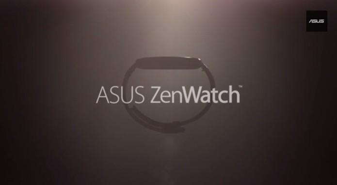 Asus ZenWatch será lançado na IFA 2014 (Foto: Divulgação/Asus) (Foto: Asus ZenWatch será lançado na IFA 2014 (Foto: Divulgação/Asus))