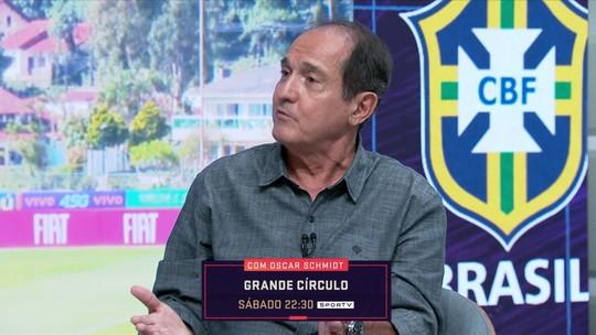 Muricy diz que Neymar tem que melhorar fora de campo, e Rizek quer vê-lo jogando na Inglaterra