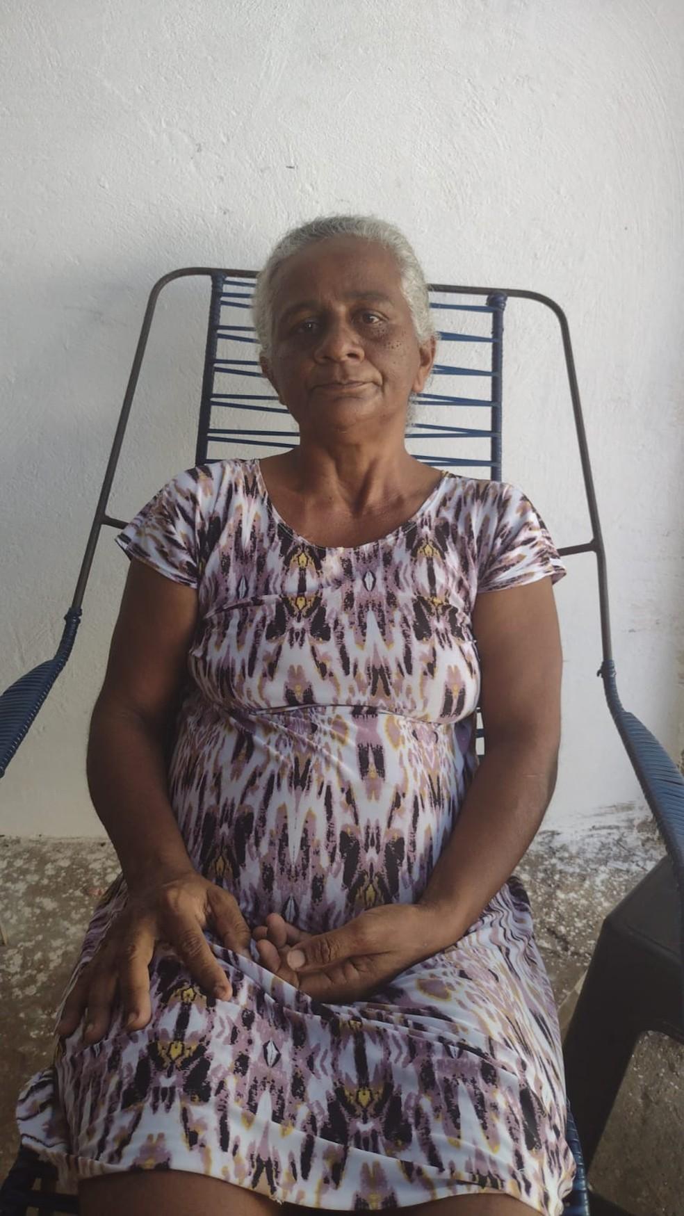 Jucineide Leite Dias de Moraes, de 53 anos — Foto: Arquivo pessoal