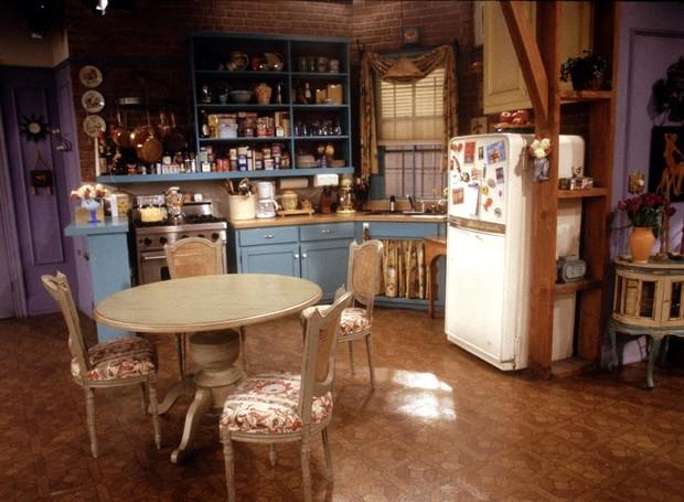 Inspire-se no apartamento de Friends (Foto: Reprodução/ Infurnia)