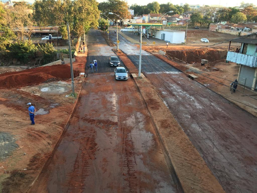 Secretaria de Obras de Bauru libera trânsito na Avenida Daniel Pacífico