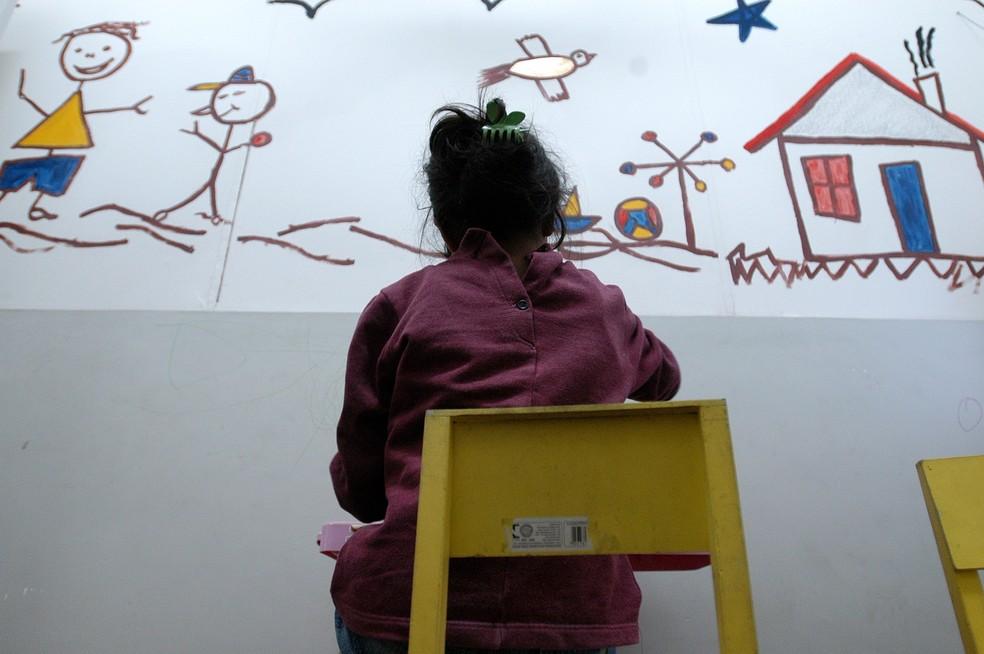 Foto ilustrativa - Cresce número de denúncias de violência sexual contra crianças e adolescentes no RN (Foto: Bernardo Coutinho/ A Gazeta)