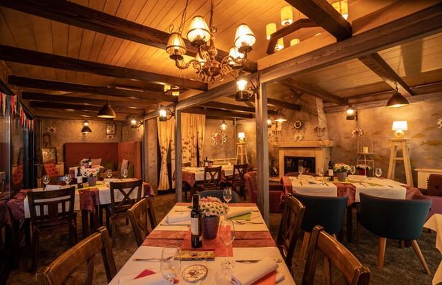 Restaurante Saran (Foto: Divulgação/ Đorđe Čubrilo)