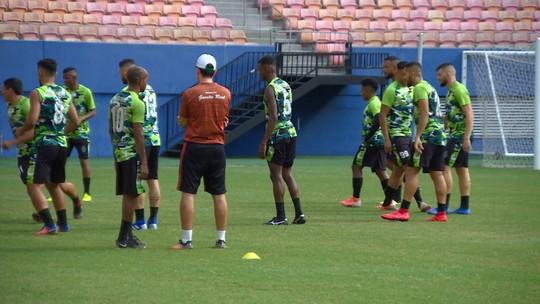 Manaus e Brusque se preparam para decisão da Série D