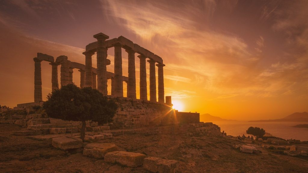 No Ano Novo aposte em um roteiro histórico como a Grécia (Foto: Divulgação)