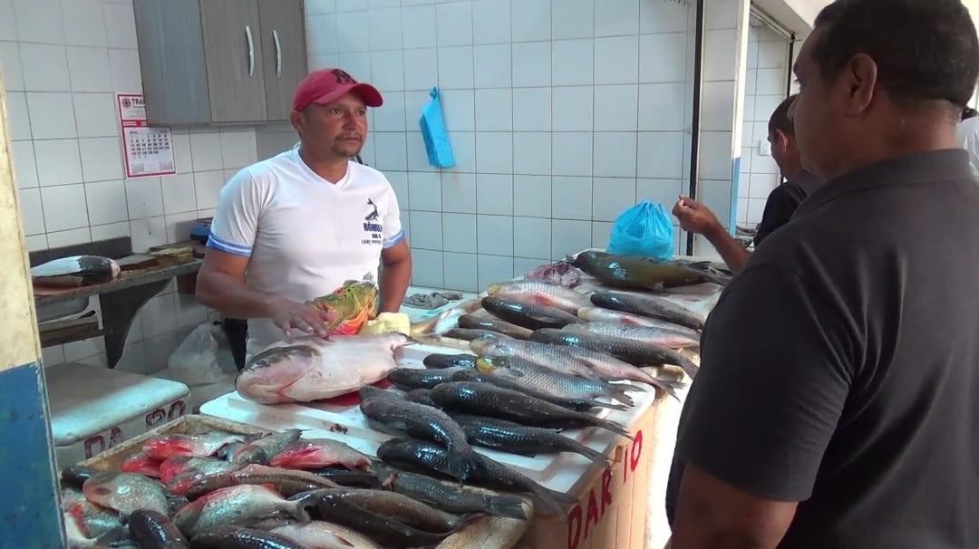 Associação espera vender quase 20 toneladas de pescado na Semana Santa em Cruzeiro do Sul