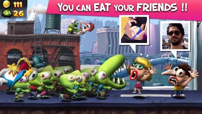 Zombie Tsunami é um dos melhores jogos casuais com zumbis (Fotos: Divulgação)