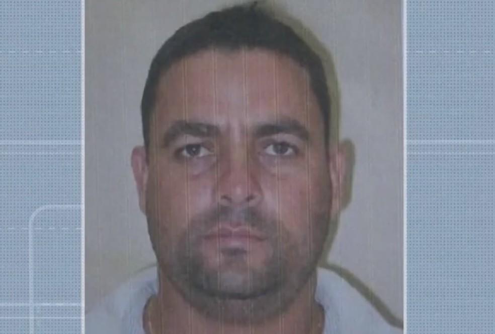 José Luis Andrade é suspeito de comandar grupo de estelionatários  — Foto: Reprodução/TV Santa Cruz