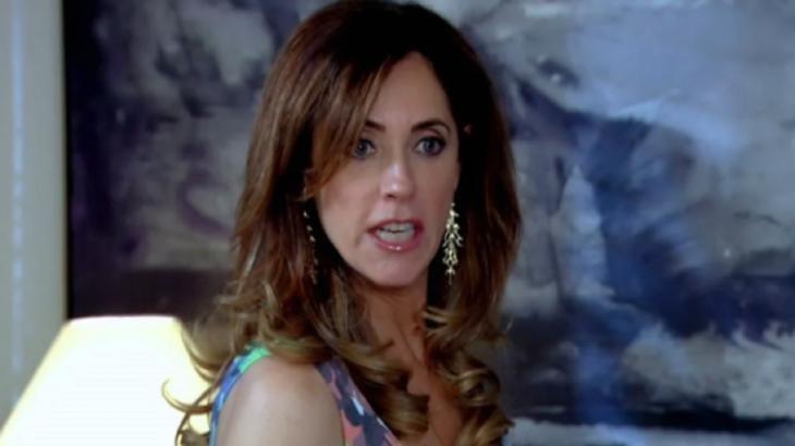 Christiane Torloni interpreta Tereza Cristina (Foto: TV Globo)