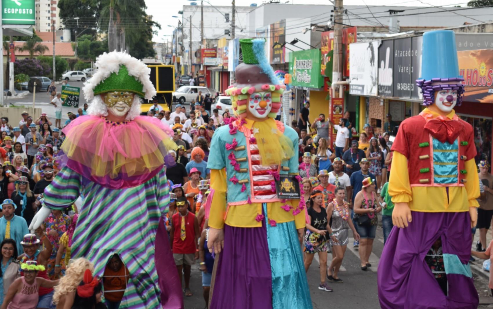 Caldas Novas anuncia que terá carnaval em fevereiro