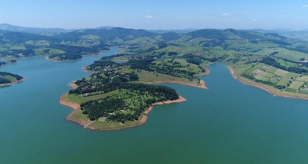 Recarga do Sistema Cantareira é afetado por desmatamento na Amazônia — Foto: Reprodução / EPTV