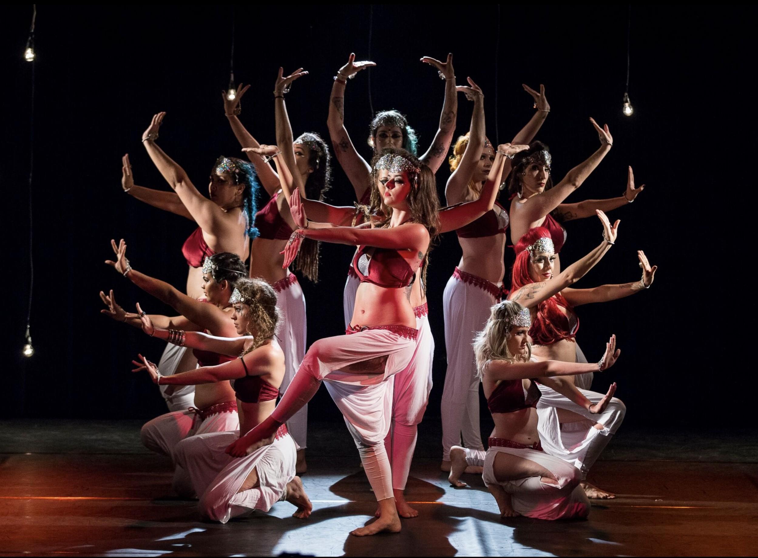 Festival de dança tribal traz bailarina dos EUA para apresentação em Natal - Notícias - Plantão Diário