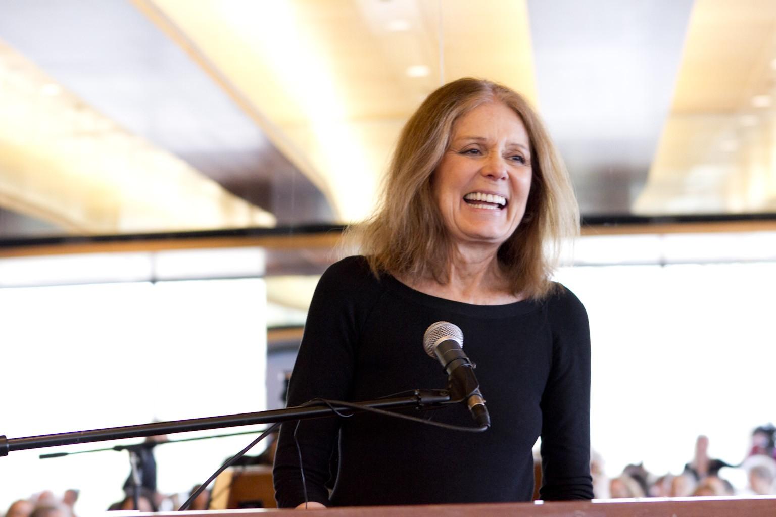 Gloria Steinem (Foto: Wikimedia Commons)