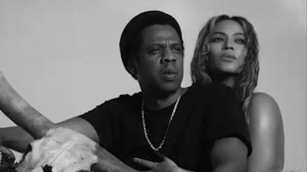 Beyoncé e Jay-Z (Foto: Divulgação)