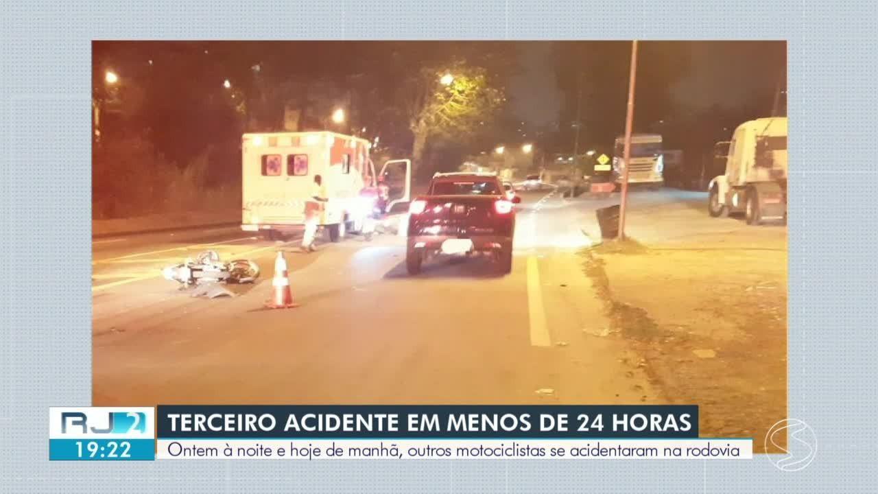 VÍDEOS: RJ2 TV Rio Sul de sábado, 19 de setembro