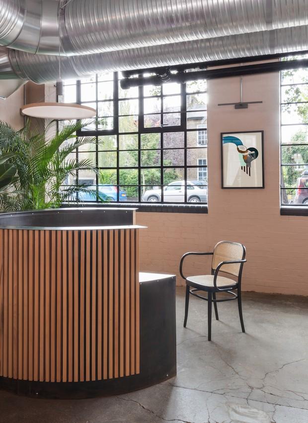 Zetteler, em Londres (Foto: Sella Concept/Reprodução)