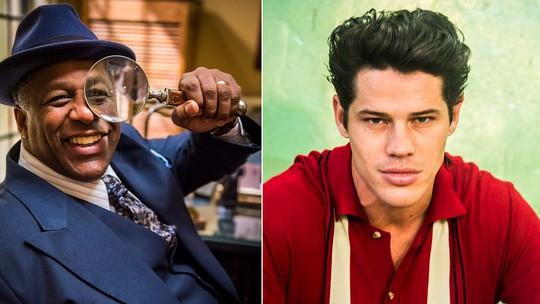 'Cidade Proibida': saiba quem são os personagens de Ailton Graça e José Loreto