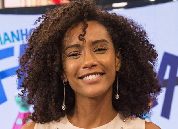 Taís Araújo (Foto: Marília Cabral/TV Globo)