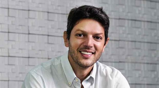 Guilherme Arruda, da VG Resíduos (Foto: Divulgação)