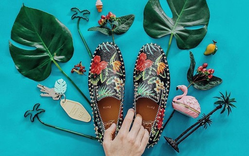 417db78187b Tropicalismo na moda  top marcas se inspiram na natureza pro verão 2016 -  Revista Glamour
