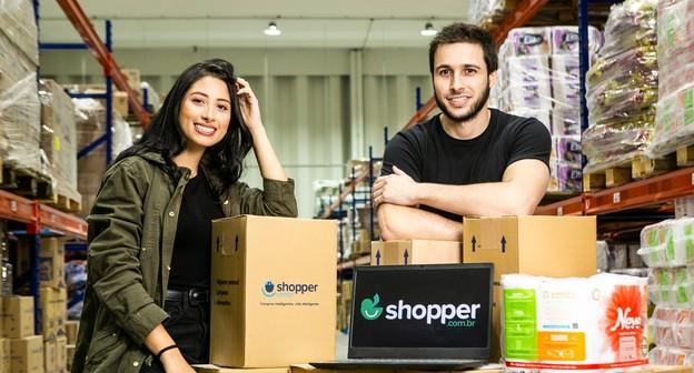 Shopper recebe aporte de R$ 120 milhões