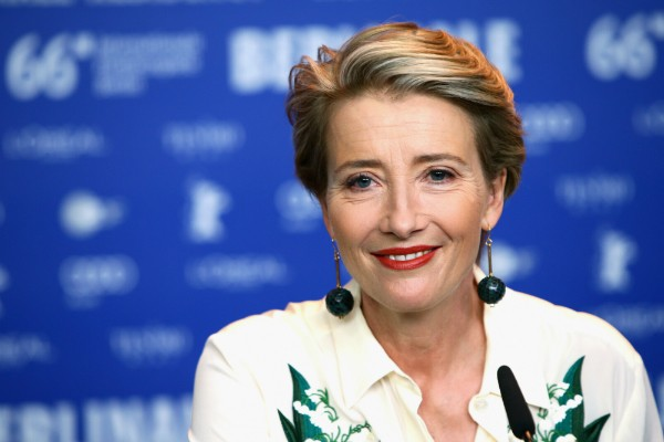 Emma Thompson  (Foto: Getty Images)