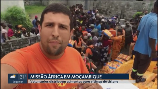 Grupo de Uberlândia segue arrecadando e distribuindo donativos para vítimas no Moçambique