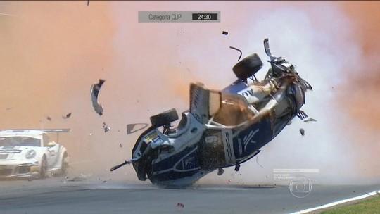 Em recuperação de acidente, Piquet entra em mira de time da F3 Europeia